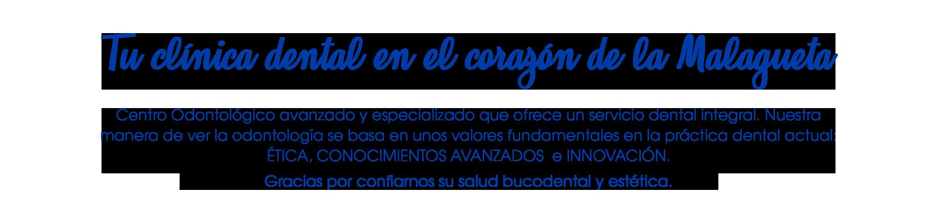 Clínica Dental En Málaga Centro Odontológico Fernández De Rota