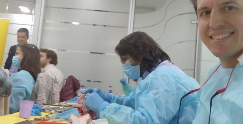Curso de cirugía reconstructiva 3D