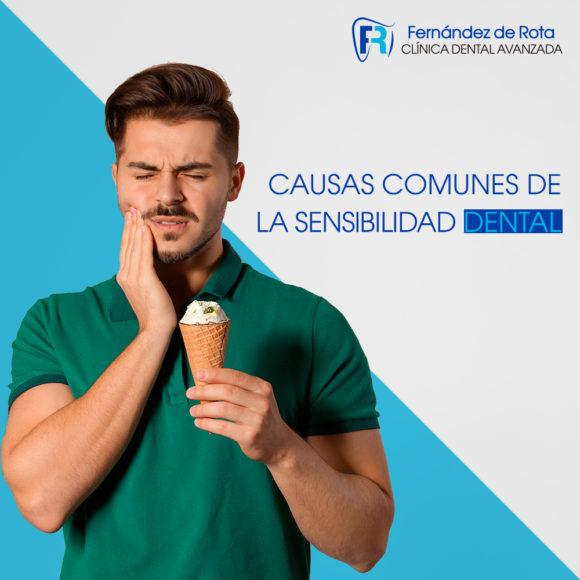 Causas de la sensibilidad dental y consejos para combatirla