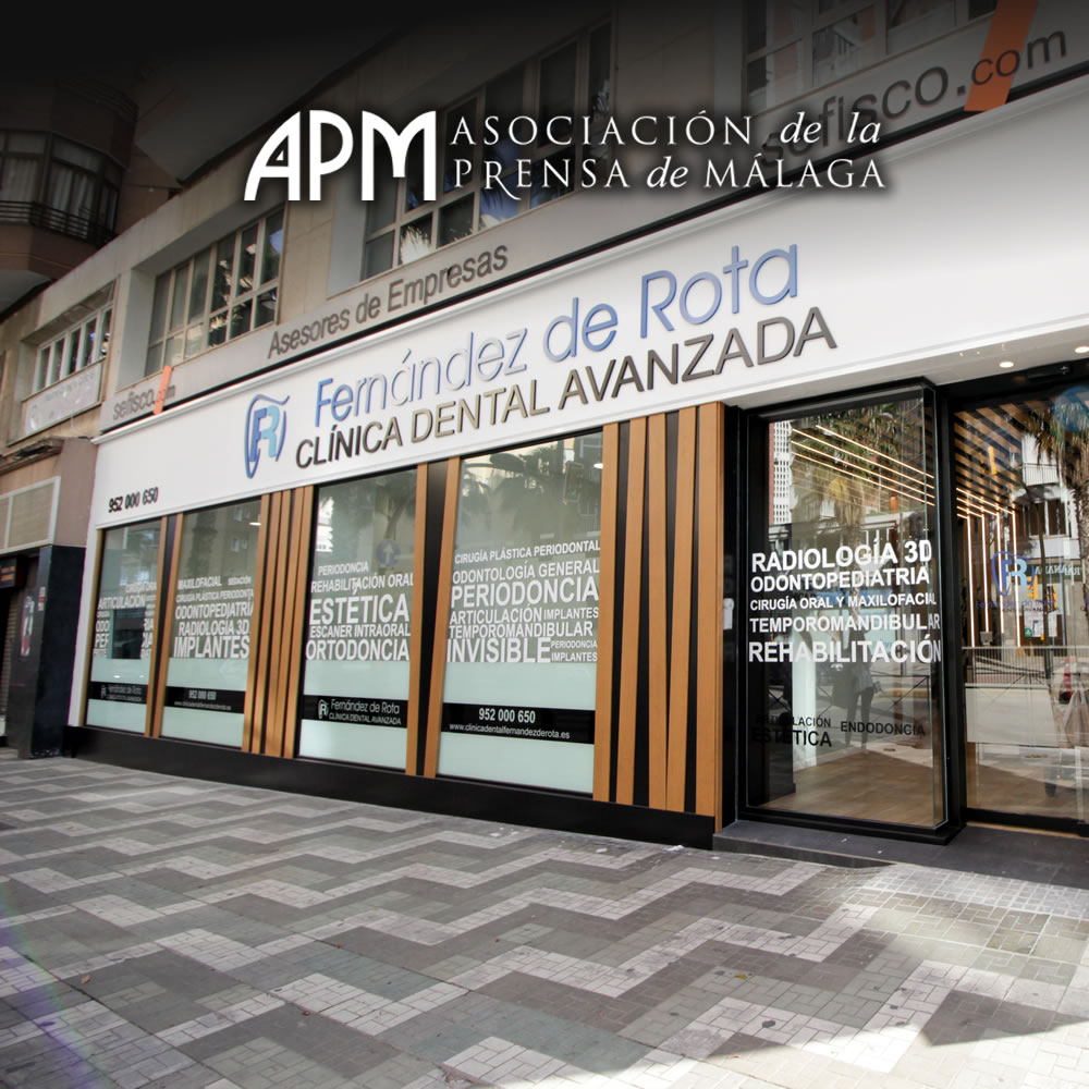 Convenio APM Clínica Dental Fernández de Rota